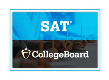 COLLEGE BOARD: Học sinh có thể  thi SAT online tại nhà nếu các trường tiếp tục phải đóng cửa